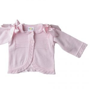 Mar girl  Sweater features satin bows